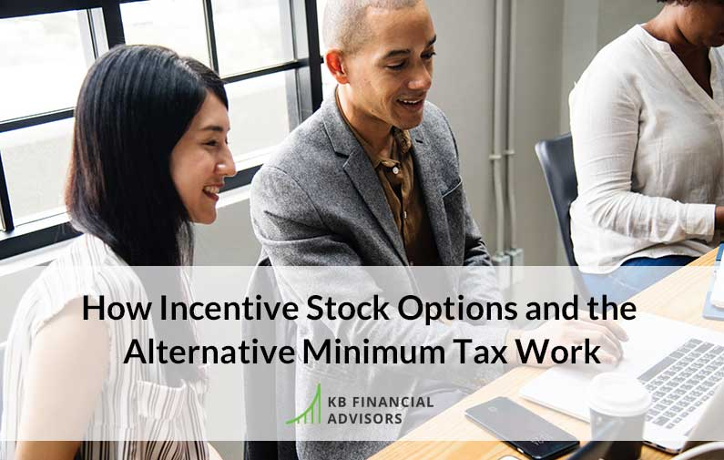 Incentive stock options bargain element